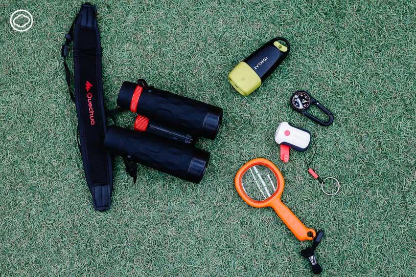 Decathlon, อุปกรณ์กีฬา