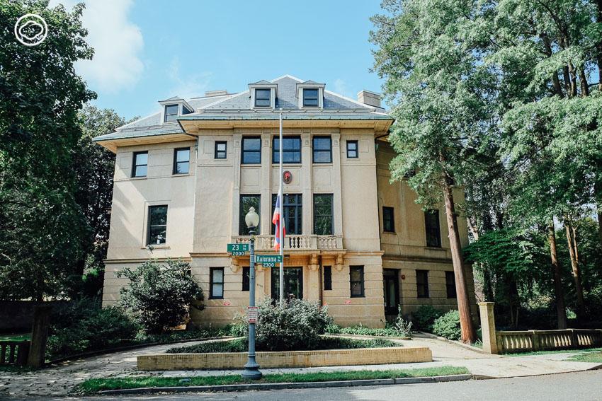 สถานทูตไทยในสหรัฐอเมริกา, วอชิงตัน, วีรชัย พลาศรัย