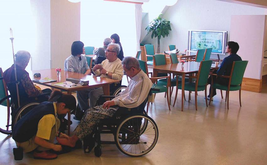 Hatsudai, โรงพยาบาล