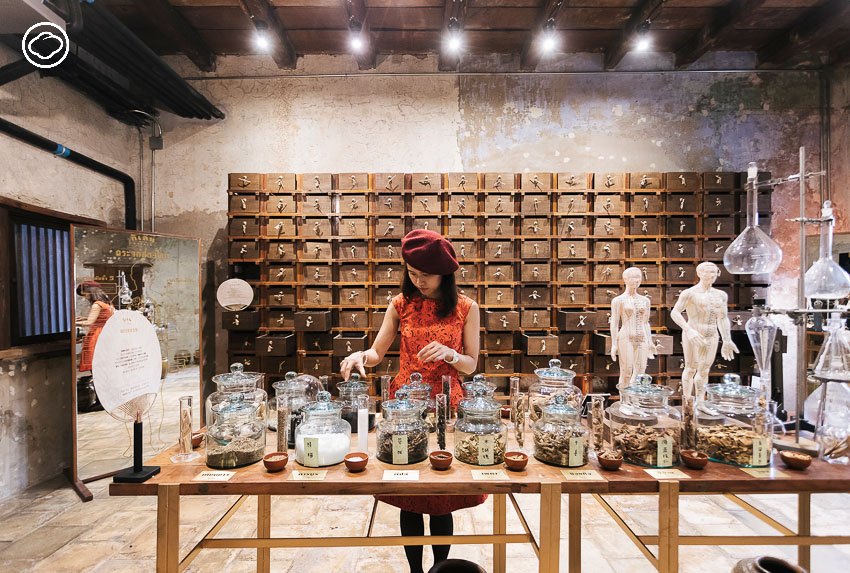 ร้านยาเต็กเฮงหยู, พิพิธภัณฑ์