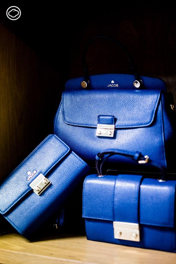 กระเป๋านักเรียน Jacob, เครื่องหนัง