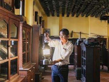 พิพิธภัณฑ์อยู่สุขสุวรรณ์ : มิวเซียมวินเทจของพ่อค้าขายของเก่าที่มีตะเกียงมากกว่า 10,000 ดวง