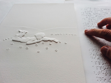 Le Petit Prince En Braille, เจ้าชายน้อย