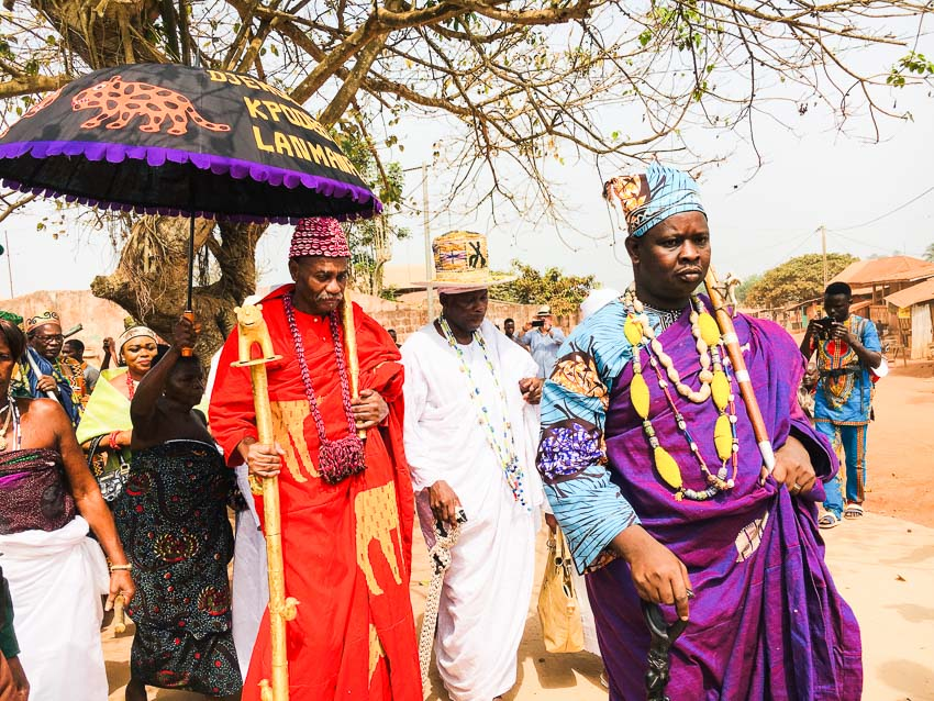 Voodoo Festival, แอฟริกา