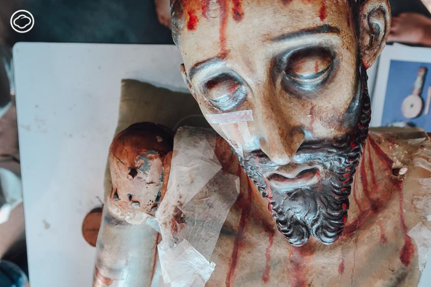 วัดกาลหว่าร์, พระเยซู