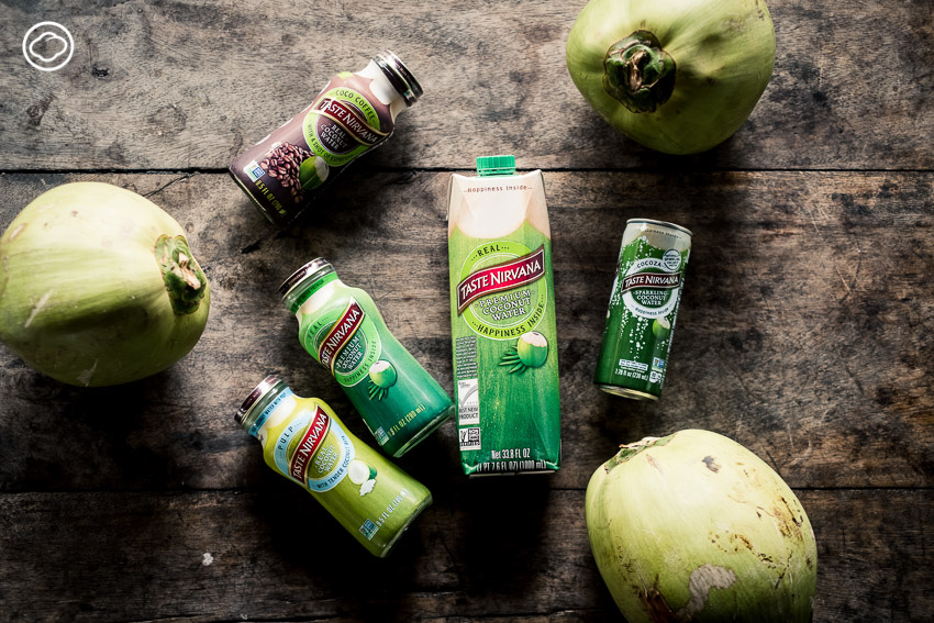 Taste Nirvana, น้ำมะพร้าว