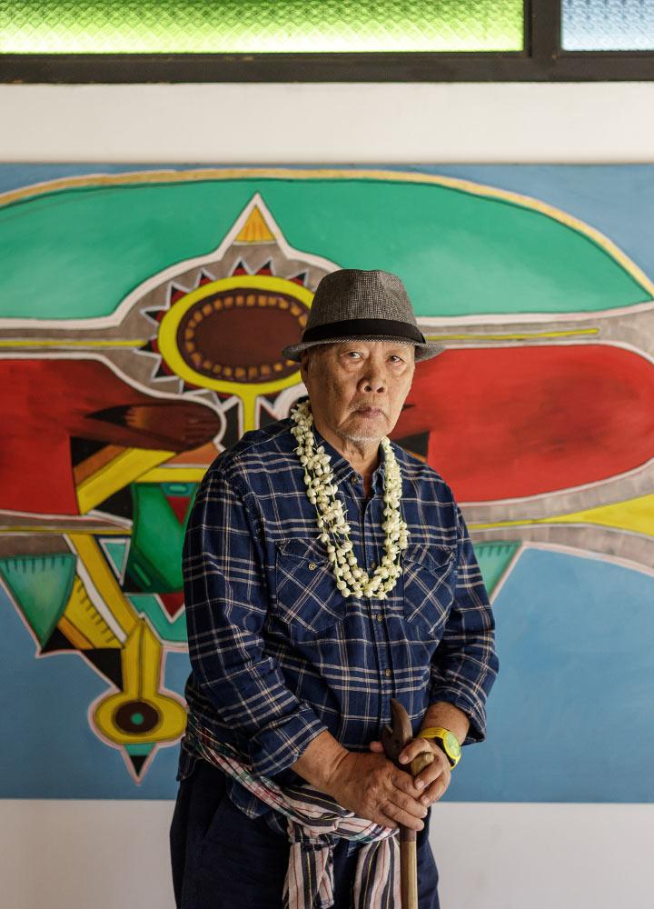 อินสนธิ์ วงศ์สาม ศิลปินผู้ตามฝันด้วยการขี่สกูตเตอร์จากไทยไปอิตาลีเมื่อ 50 ปีก่อน