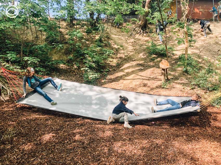 Robinson Playground, กรุงเวียนนา