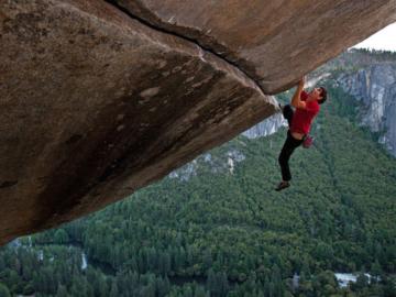 Free Solo หนังจากเรื่องจริงของคนที่ชอบตั้งความฝัน และทำให้เกิดขึ้นจริงด้วยการปีน