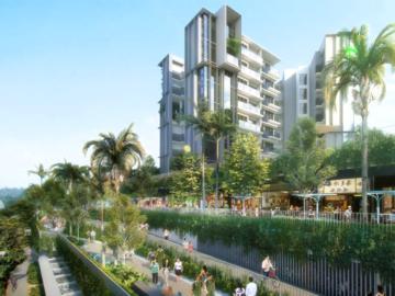 ดูการพัฒนาชานเมืองสุดล้ำ เมื่อสิงคโปร์ตั้งใจกระจายความเจริญไปสู่ทุกมุมของเกาะ