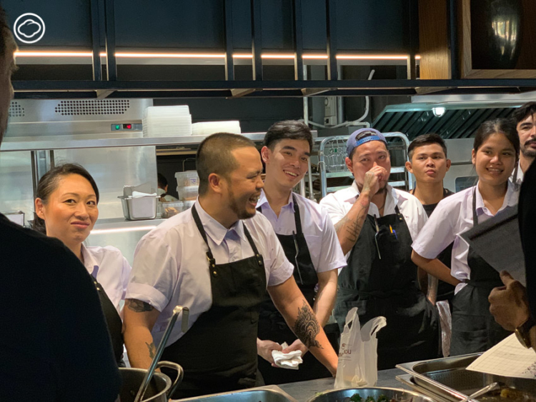 การสร้างรสของฤดูกาลกับอาหารไทยแบบปี 2019 ที่ ร้าน ๘๐/๒๐