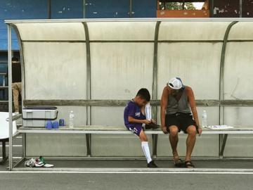 กีฬาสร้างคน : หนังโฆษณาที่สร้างจากเงินรางวัลลงขันของนักกีฬาอาชีพไทย