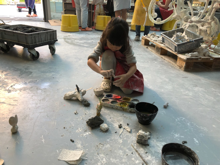 ZOOM Children's Museum ที่ซูมตั้งแต่เรื่องศิลปะ วิทยาศาสตร์ ไปถึงการทำหนัง