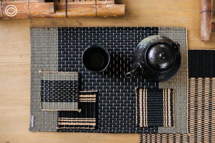 Maison Craft : แปลงโฉมเสื่อจันทบูรสุดเนี๊ยบเป็น Homeware ที่ต่างชาติตกหลุมรัก
