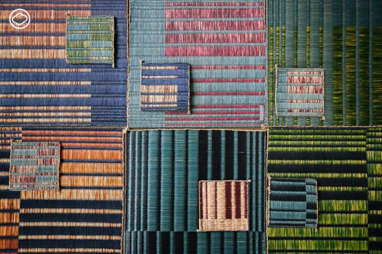 Maison Craft : แปลงโฉม เสื่อจันทบูร สุดเนี๊ยบเป็น Homeware ที่ต่างชาติตกหลุมรัก