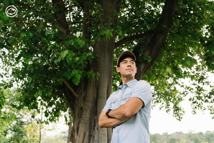 โน้ต วัชรบูล ลี้สุวรรณ นักแสดงผู้มุ่งเดินเข้าป่ามา10ปีเพื่อฟื้นความเข้าใจคนต่อผืนป่า