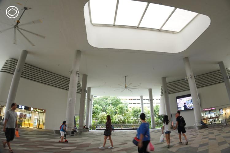 บ้านพักคนชรา Mixed-use แห่งแรกโดยรัฐบาลสิงคโปร์เพื่อผู้สูงอายุชาวสิงคโปร์