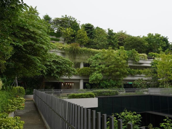 อาคารบ้านพักคนชรา Mixed-use แห่งแรกโดยรัฐบาลสิงคโปร์เพื่อผู้สูงอายุชาวสิงคโปร์