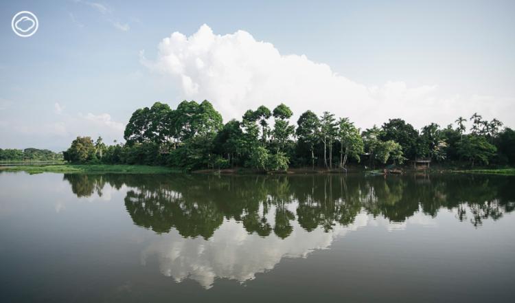 ติดดินติดน้ำ : บ้านพักไม้ริมแม่น้ำจันทบุรีที่รับแขกแค่วันละกลุ่ม