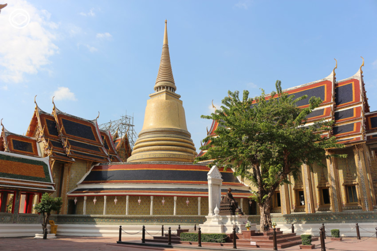 วัดราชบพิธสถิตมหาสีมาราม ที่ตั้งสุสานหลวงกับศิลปะลูกครึ่งไทย-ฝรั่ง