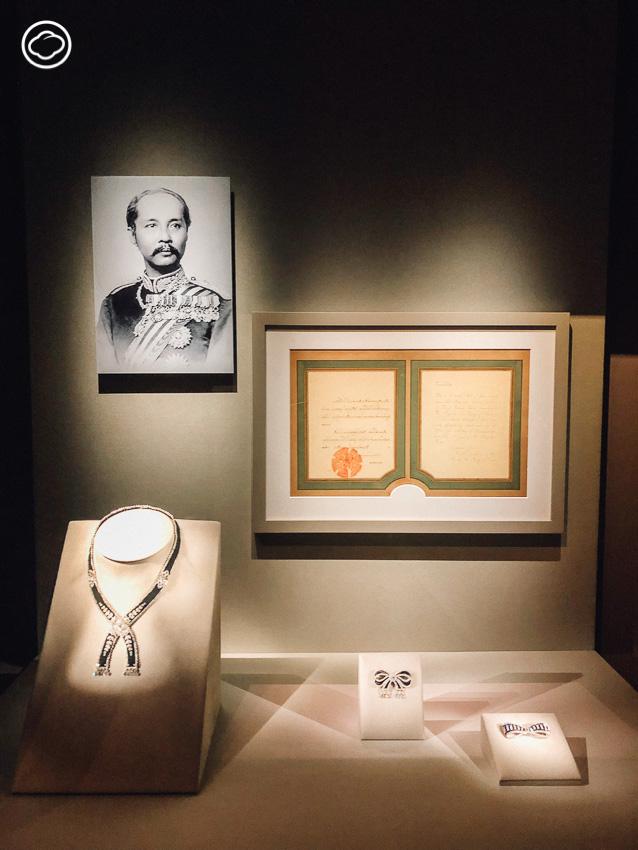 เปิดกรุนิทรรศการเครื่องเพชรวินเทจของ Cartier ใน พระราชวังต้องห้ามแห่งปักกิ่ง