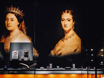 เปิดกรุนิทรรศการเครื่องเพชรวินเทจของ Cartier ในพระราชวังต้องห้ามแห่งปักกิ่ง