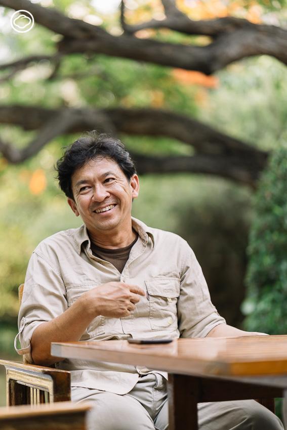 จุลพร นันทพานิช สถาปนิกผู้เปลี่ยนหมู่บ้านร้างให้เป็นป่าจนมีเสือมาคลอดลูก