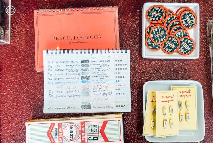 CW Pencil Enterprise ร้านดินสอร้านแรกและร้านเดียวในนิวยอร์กที่คนรักดินสอทั่วโลกไม่ควรพลาด