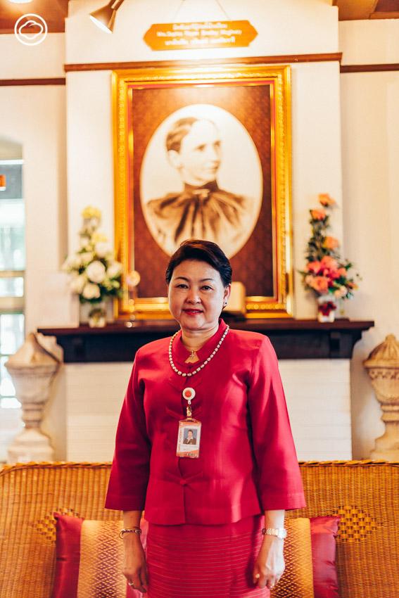 ผป.ดร. ชวนพิศ เลี้ยงประไพพันธ์ ผู้อำนวยการ-ผู้จัดการโรงเรียนดาราวิทยาลัย