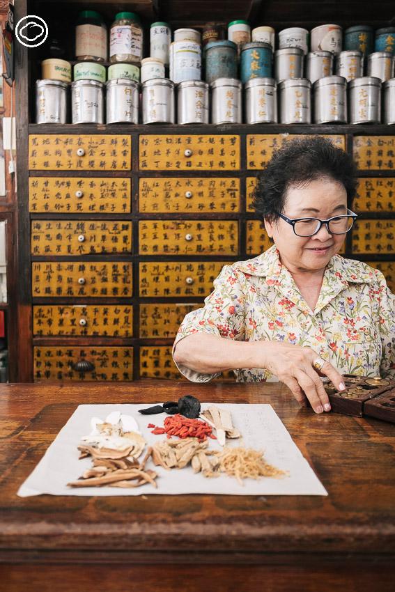 จังกวนอัน ร้านยาจีนโบราณยุคแรกในชุมชนริมน้ำจันทบูร ชุมชนเก่าแก่ของ จันทบุรี