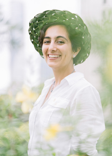 Lillygol Sedaghat นักสำรวจ NG ผู้มีชาไข่มุกเป็นแรงผลักดันให้เปลี่ยนไต้หวันเป็นเมือง Zero Waste