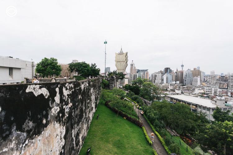 ป้อมปราการมองเต (Monte Fort)