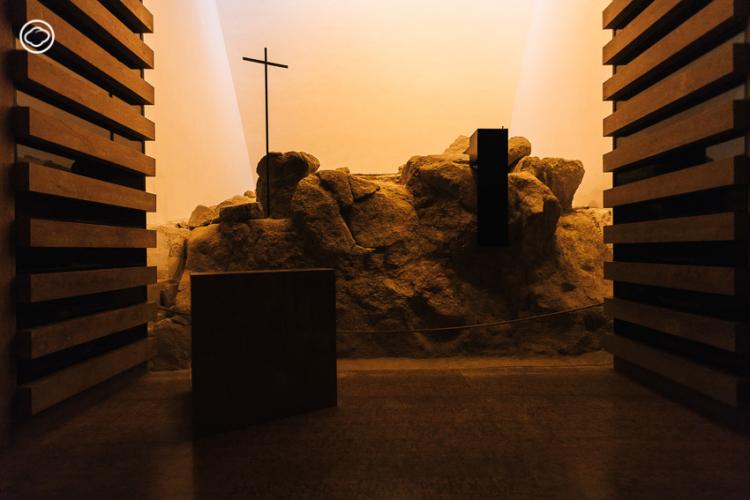 พิพิธภัณฑ์ศาสนศิลป์และห้องใต้ดิน (Museum of Sacred Art and Crypt)