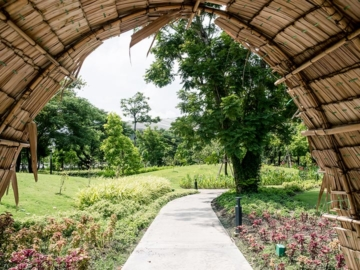 อุทยานธรรมชาติแห่งใหญ่ที่สอนวิชาสมุนไพรไทยหายากด้วยแนวคิด Universal Design