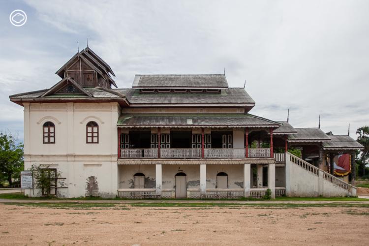 หม่องโง่ยซิ่น อาคารขนมปังขิงริมถนนสวยที่สุดในไทยที่มีฉากหลังเป็นประวัติศาสตร์เมืองลำปาง
