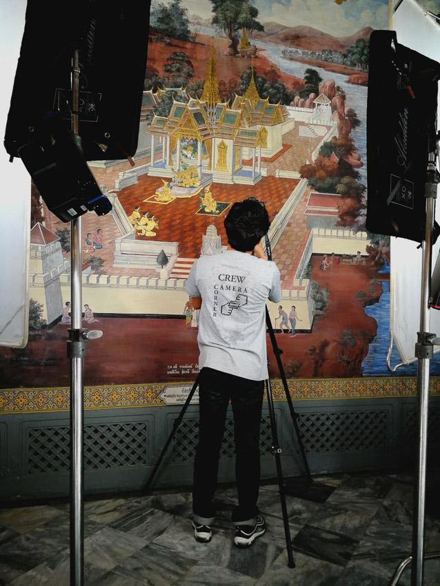 รามาวตาร แอนิเมชัน 2.5 มิติฝีมือคนไทยที่ปลุกชีพให้จิตรกรรมฝาผนังวัดพระแก้วเคลื่อนไหวได้