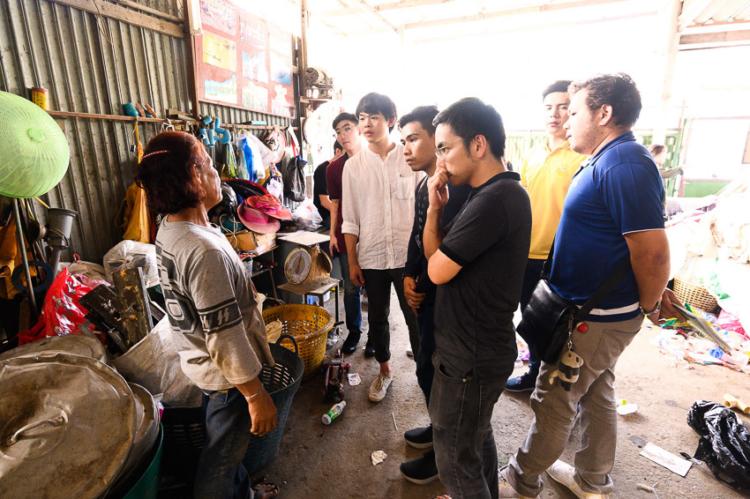 Waste Runner การแข่งขันนวัตกรรมจัดการขยะฝีมือเด็กไทยที่ลงมือทำได้จริงในพื้นที่คุ้งบางกะเจ้า