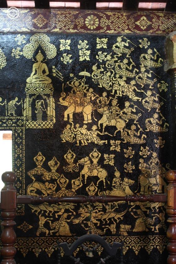 ชมความเก่าแก่และความงามของสถาปัตย์ วัดเชียงทอง ฝีมือนายช่างใหญ่แห่งราชสำนักหลวงพระบาง