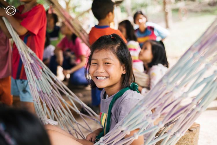 Bamboo School โรงเรียนไม้ไผ่กลางหุบเขาที่สอนการใช้ชีวิตกับสิ่งแวดล้อมด้วยการทำ Eco Brick จากพลาสติกเหลือใช้