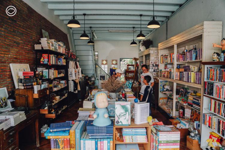 ร้านหนังสือเล็กๆ