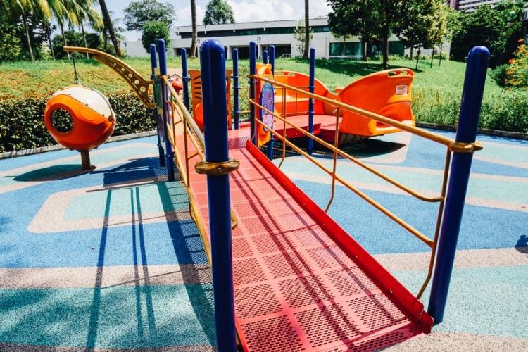 Enabling Village โครงการเปลี่ยน ร.ร. เก่ากลางสิงคโปร์ให้เป็นชุมชนเฉพาะสำหรับผู้พิการ