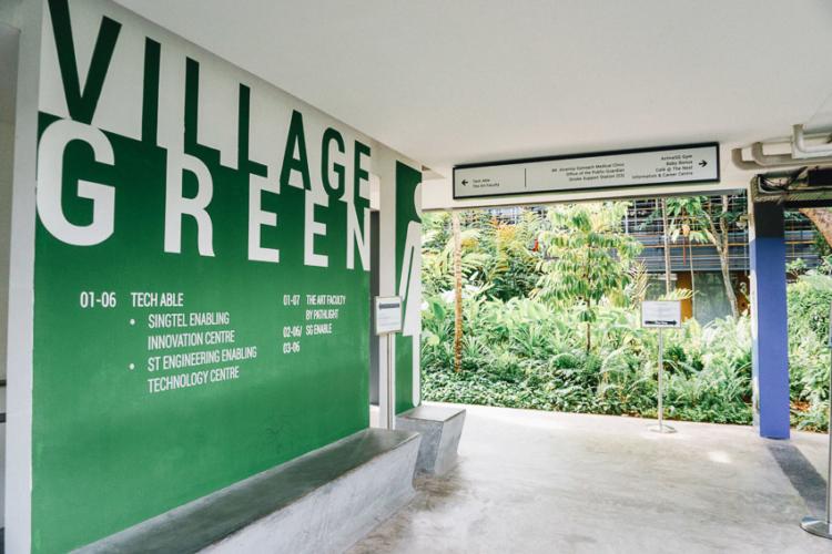 โครงการเปลี่ยน ร.ร. เก่ากลางสิงคโปร์ให้เป็นชุมชนเฉพาะสำหรับผู้พิการ