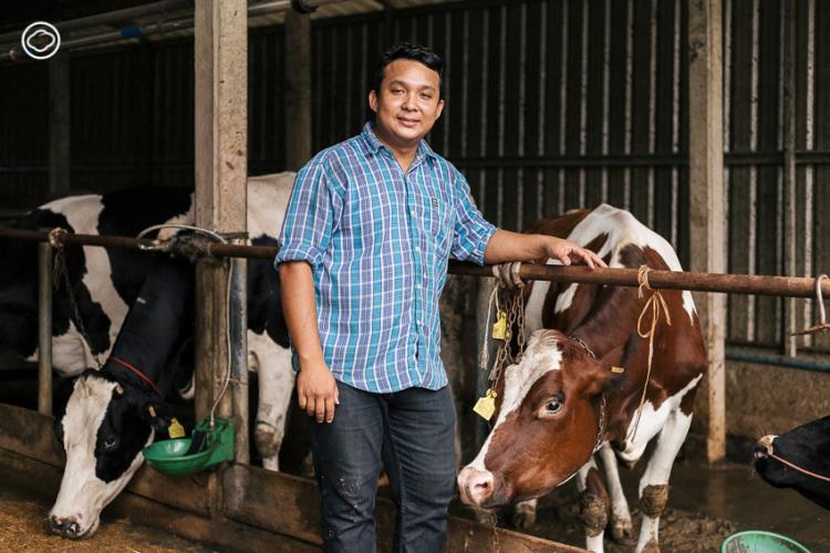 ปฏิวัติ อินทร์แปลง หรือ เบสท์ ฟาร์มอินทร์แปลง ฟาร์มโคนม Zero-waste หนึ่งเดียวในไทยที่ผลิตนมพาสเจอร์ไรซ์ด้วยพลังงานขี้วัว