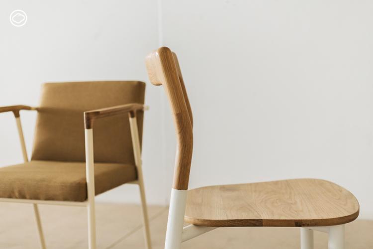 นรุตม์ ปิติทรงสวัสดิ์ นักออกแบบเจ้าของแบรนด์เฟอร์นิเจอร์ Home Office สัญชาติไทยที่ต่อยอดธุรกิจอากงและพ่อแม่ จนพาเก้าอี้ Flo ไปไกลกว่าอยู่ในร้านก๋วยเตี๋ยว