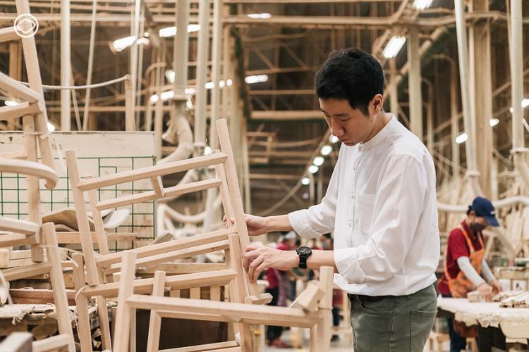 นรุตม์ ปิติทรงสวัสดิ์ นักออกแบบผู้ก่อตั้ง Flo แบรนด์เฟอร์นิเจอร์สัญชาติไทย