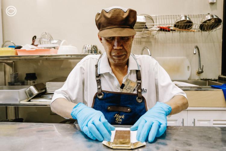 60+ Chocolate by MarkRin คาเฟ่พิเศษที่เสิร์ฟช็อกโกแลตไทยระดับอินเตอร์จากฝีมือผู้พิการ