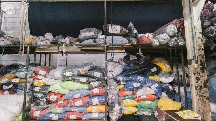 moreloop ธุรกิจโรงงานผ้ารูปแบบใหม่ของคนไทยที่ช่วยดูแลสิ่งแวดล้อมด้วยการไม่ผลิตผ้าใหม่สักผืน