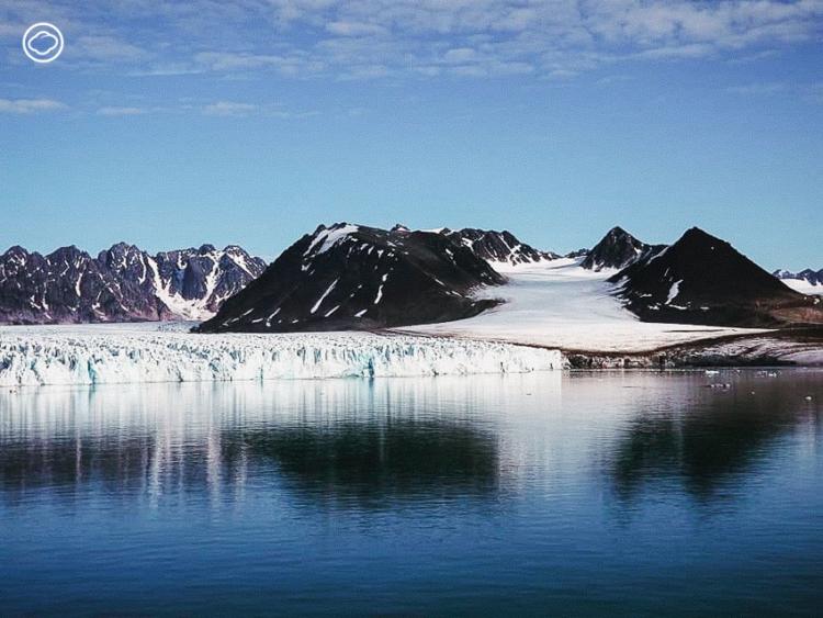 ประสบการณ์ล่องเรือของนักร้องคนแรกในโลก ที่ได้ร้องบนสุดขอบ ขั้วโลกเหนือ