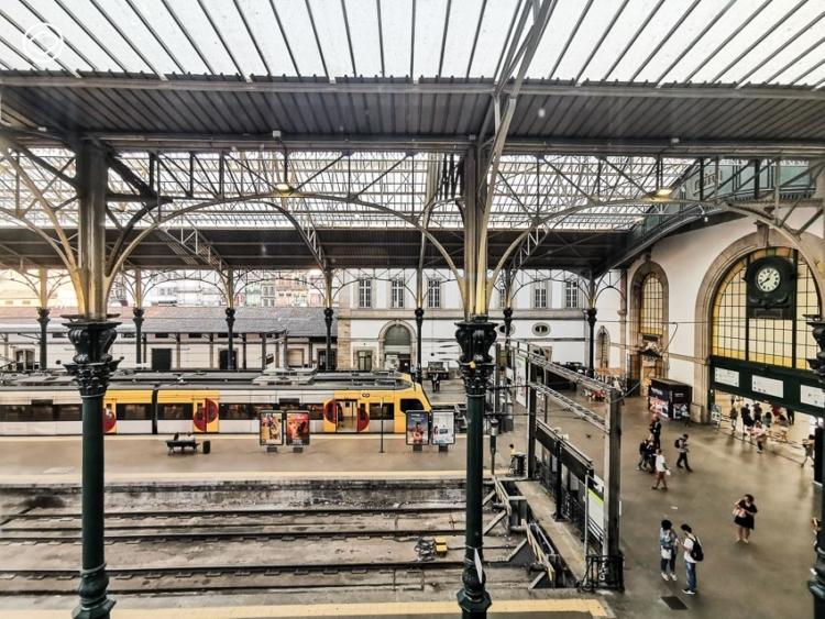 สถานี São Bento