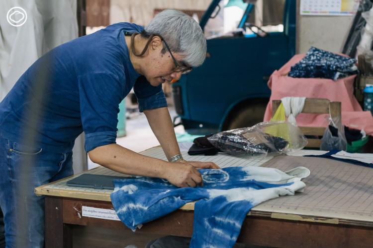 อาจารย์ช้าง-ศักดิ์จิระ เวียงเก่า ปรมาจารย์ด้านผืนผ้าแห่งเมืองแพร่